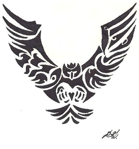 tribal owls tattoos 50 best tribal owl ideas designs