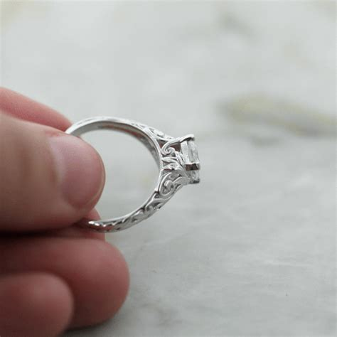 1500 Engagement Ring by Unique Engagement Rings For 1500