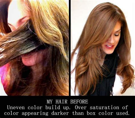 what drug store hair dye lightens dark hair beauty101bylisa diy at home hair lightening color