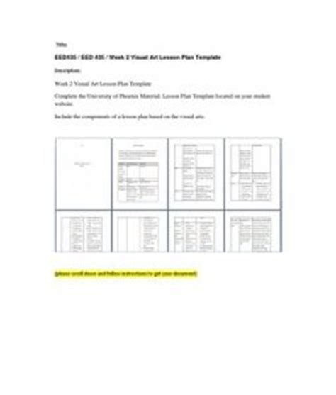 visual arts lesson plan template lesson plan templates visual arts and lesson plans on