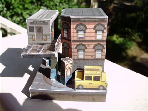 Gta Papercraft - gta4 papercraft by drearacite on deviantart