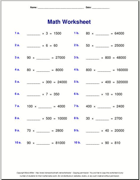 Math Worksheets Grade 10 by 10 Grade Math Worksheets Abitlikethis