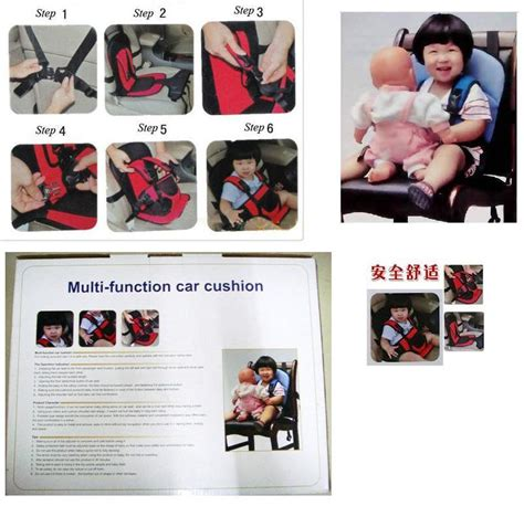 Multi Function Car Cushion multi function travel car cushion seat as seen on tv