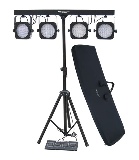 Led Light Bar Dj 4 Bar Led Par64 Stage Light American Dj Light Light Led Project Light From Guangzhou New