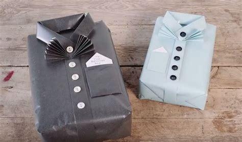 tutorial bungkus kado bentuk baju 7 cara membungkus kado unik dan gambarnya step by step