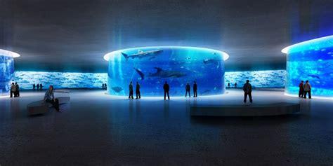 aquarium design competition nyc aquarium public waterfront competition e architect