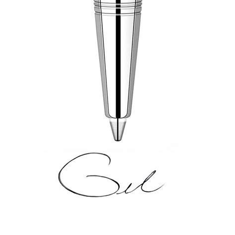 0 55mm Gel Pen quink ballpoint pen gel ink refills