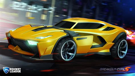 Car Types In Rocket League rocket league gets a new arena new cars more egmnow