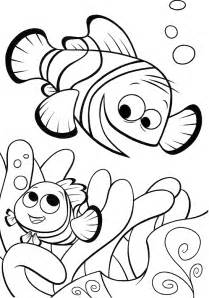printable coloring pages nemo finding nemo coloring