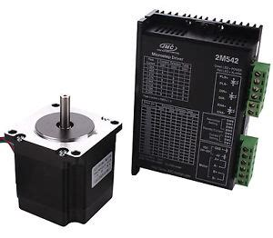 Best Quality 57 Stepper Motor Nema 23 2 Phase 2 2n M For Cnc Mesin Ai3 nema 23 56mm 57bygh56 401a 1 2n m 57 stepper motor 2m542 stepper motor driver ebay