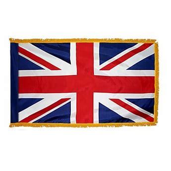 indoor parade nylon united kingdom fringed flags