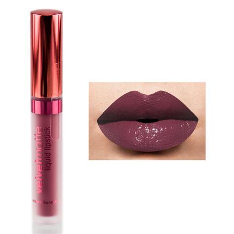 Matte Liquid Lipstick la splash cosmetics velvet matte liquid lipstick