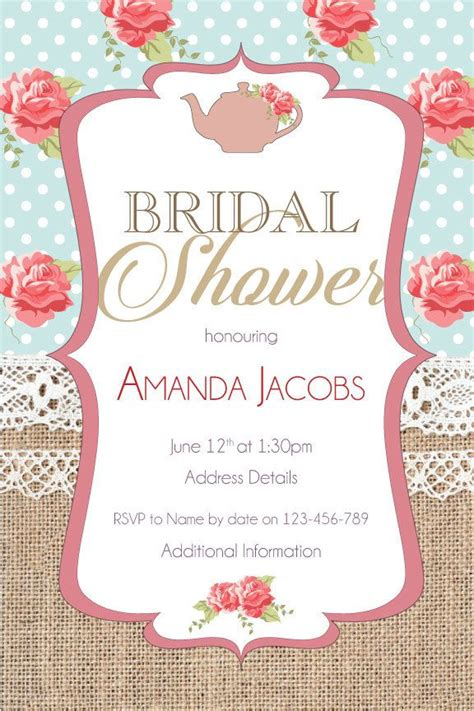 kitchen invitation cards templates 27 best images about bridal shower invitations bridal