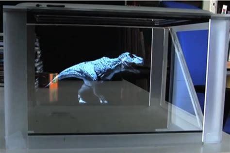 hologramm le 3d hologramm f 252 r virtuelle tr 228 ume 3d magazin
