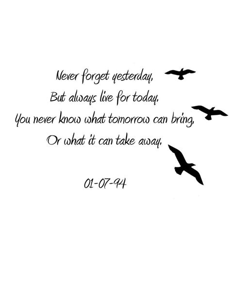 tattoo quotes judgement in memory of dad tattoos for girls memory tattoo ok