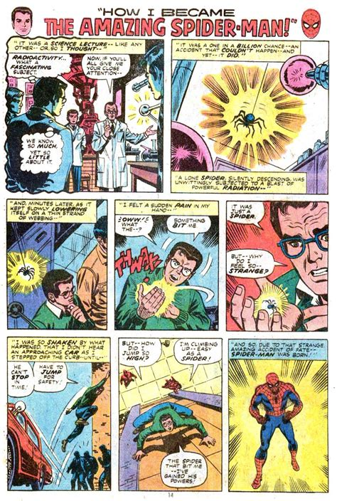the comic book story of the world s favorite beverage from 7000 bc to today s craft brewing revolution marvel comics of the 1980s 1980 spider s origin retold