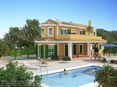 spanish villa style homes d type villa picture tmuk spanish property sales uk