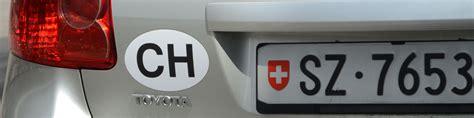 Ch Aufkleber Tcs by L Autocollant Ch Obligatoire 224 L 233 Tranger Tcs Suisse