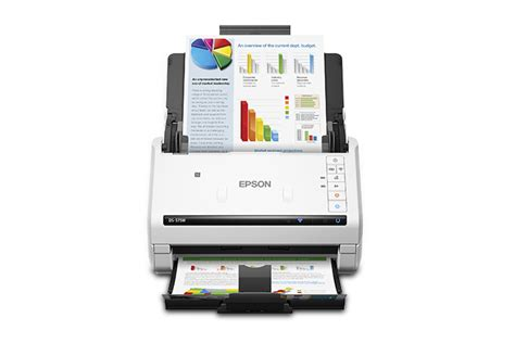 Printer Epson Yang Ada Scanner epson ds 575w wireless color document scanner document