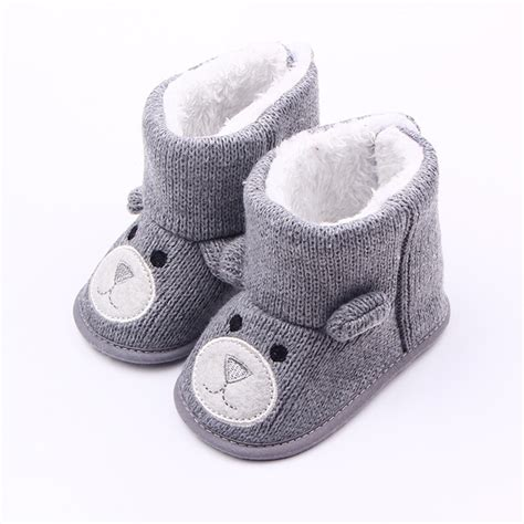 infant boots dreamshining winter warm baby shoes infant walkers