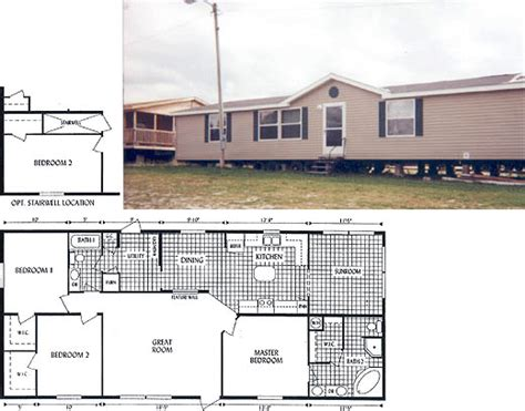 central missouri mobile homes l l c floor plans