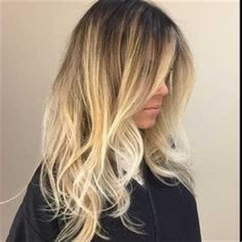blonde bob root stretch root stretch ombre balayage pinterest blonde