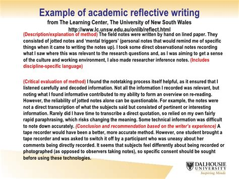 reflective writing sle essay mighty essays uk custom essay writing services help