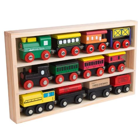 brio thomas trains buy special toys 12 pcs wooden engines train cars
