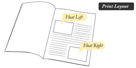 flow layout javatpoint css float javatpoint