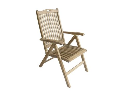 Wooden Reclining Garden Chairs by Moon Recliner Garden Chair By Il Giardino Di Legno