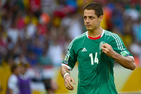 Concacaf Gold Cup Standings by Javier Chicharito Hernandez Will Play For Mexico In Copa