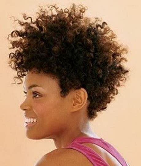 tapered mohawk for women short black mohawk hairstyles