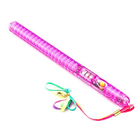 Light Stick - wand pink led glow light up sticks favors