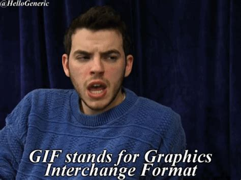 Proper Pronunciation Of Meme - how do you pronounce gif girlsaskguys