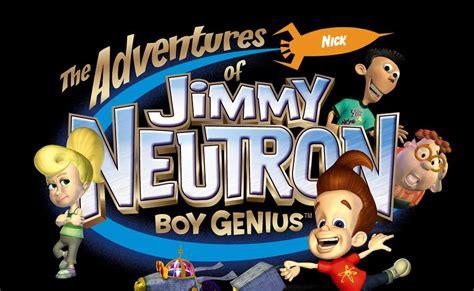 Gantungan Kunci Jimmy Neutron Karakter Jimmy Neutron A jimmy neutron boy genius andimukhlis
