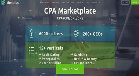 the best affiliate programs the best affiliate program 2018 cpa imonetizeit to