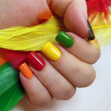 thanksgiving nail color get festive and try some thanksgiving nail art