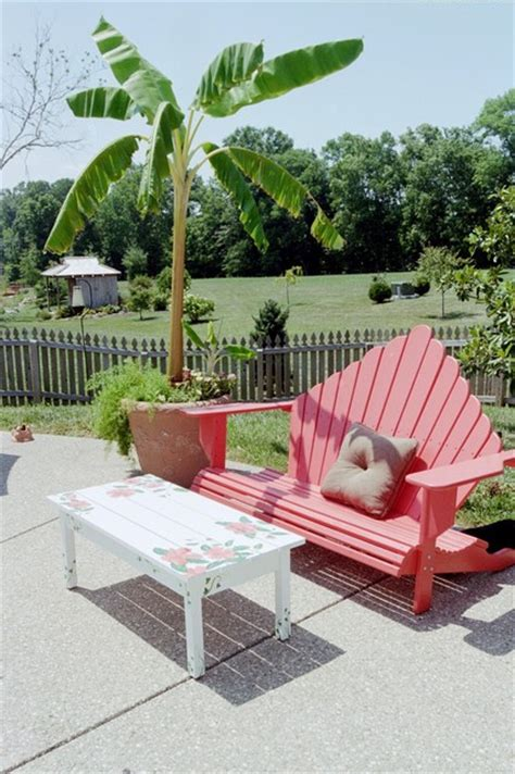 adirondack chairs tropical patio furniture and outdoor