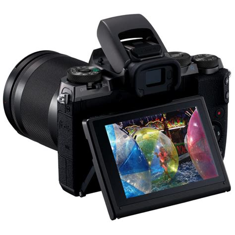 Canon Eos M5 Kit Ef M18 150 Is Stm Canon Eos M5 Ef M18
