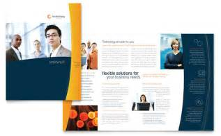 Word Templates For Brochures by Free Brochure Templates Sle Brochures Exles