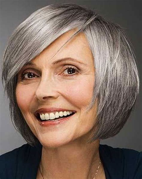bob haircuts for older women side bangs 15 bob hairstyles for older women short hairstyles