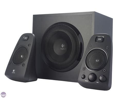 Logitech Z623 Speaker System logitech speaker system z623 review bit tech net