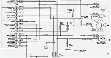 1997 Geo Metro Wiring Diagram