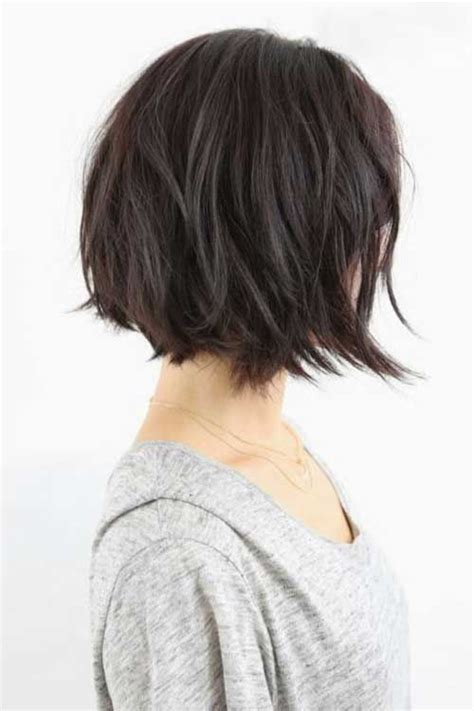 how to cut a choppy hairstyle 25 beautiful short choppy bobs ideas on pinterest