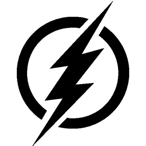 Flash Symbol Outline by Cinema The Flash Sign Icon Windows 8 Iconset Icons8