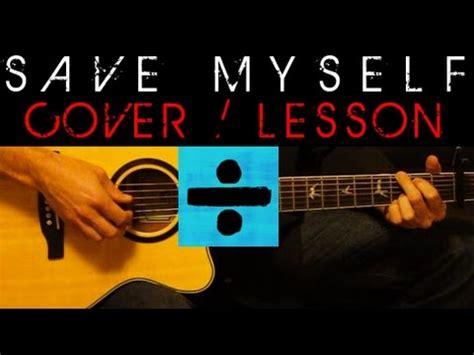 ed sheeran save myself legendado chords chordify save myself ed sheeran cover easy acoustic guitar