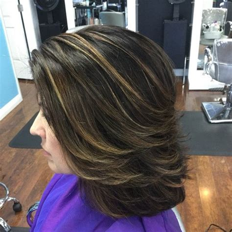 Shags With Highlights | 25 most universal modern shag haircut solutions