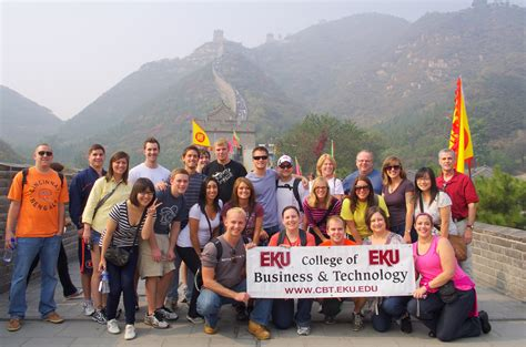 Mba Study Abroad China by Study Abroad In China Fall 2012 Department Of Applied