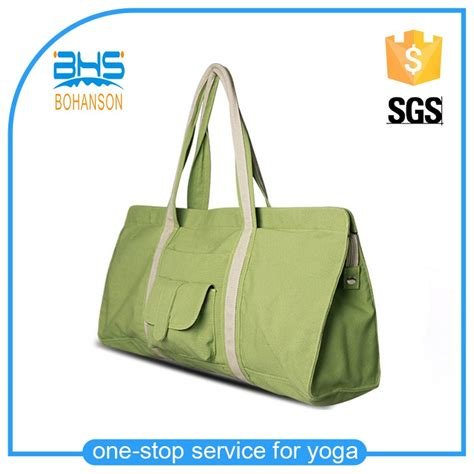 Bags For Mats by Canvas Sport Mats Carrying Bag Wholesale Tote Pilates