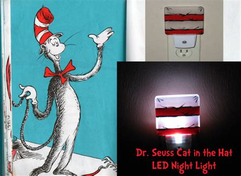 Guest Bathroom Design Ideas Dr Seuss Cat In The Hat Led Night Light